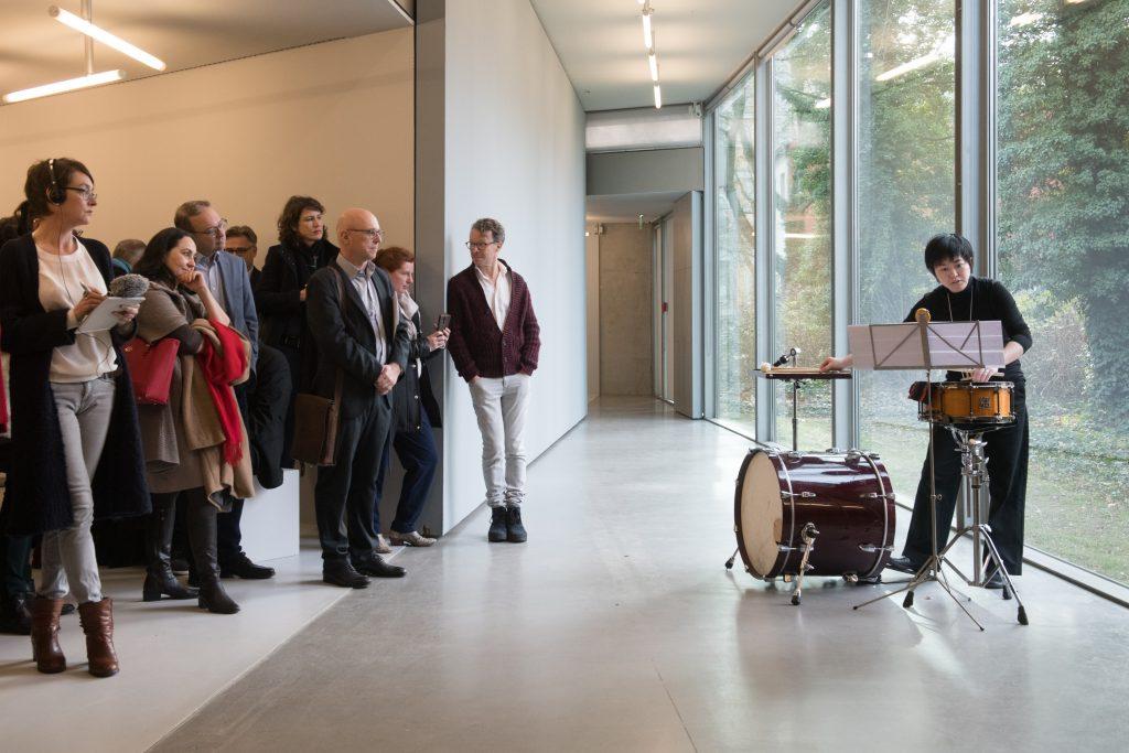 Empfang des Deutschen Pavillons - Zwischenstand, GfzK Leipzig, La Biennale Di Venezia 2019, Foto ©STEFAN FISCHER-009