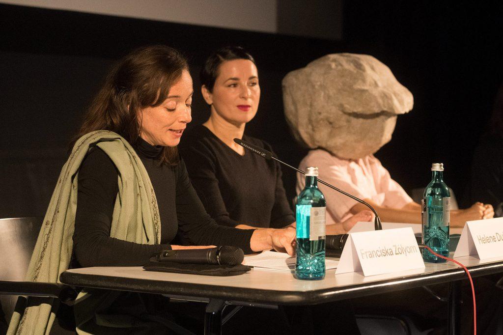 Vorstellung der künstlerischen Position, Natascha Süder Happelmann, Deutscher Pavillon 2019, La Biennale di Venezia, Foto- ©Stefan Fischer-002