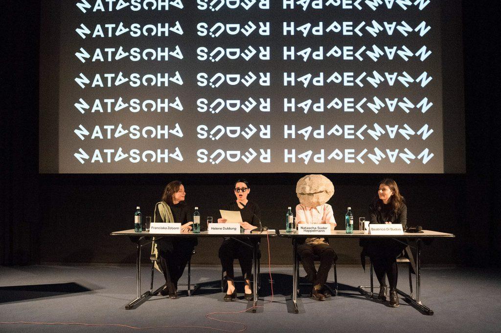 Vorstellung der künstlerischen Position, Natascha Süder Happelmann, Deutscher Pavillon 2019, La Biennale di Venezia, Foto- ©Stefan Fischer-004