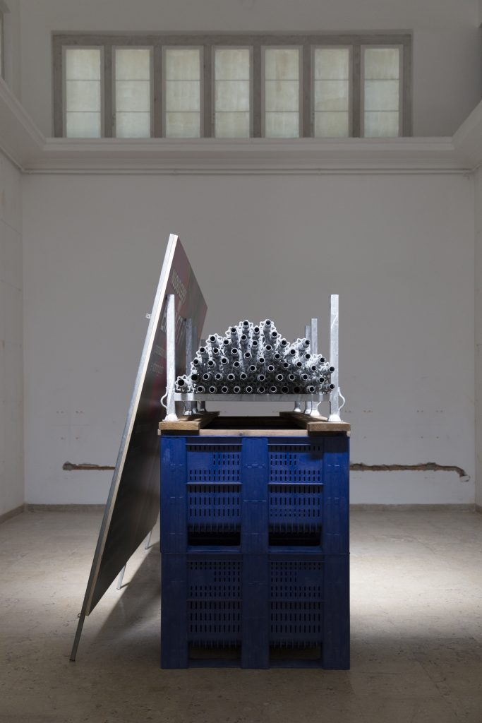 Natascha Süder Happelmann, Ankersentrum, German Pavilion 2019, Foto ©Jasper Kettner