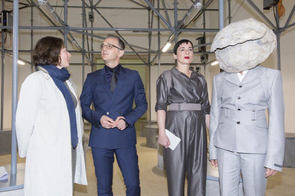 Natascha_Süder_Happelmann_German_Pavilion_2019_Official_Opening_05_Photo_Jasper Kettner